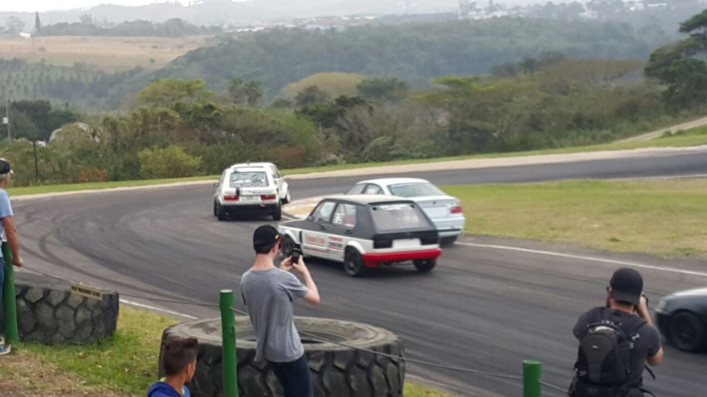 Team Rokkit At Dezzi Raceway